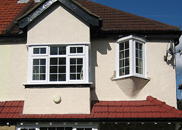Slim Sash Windows